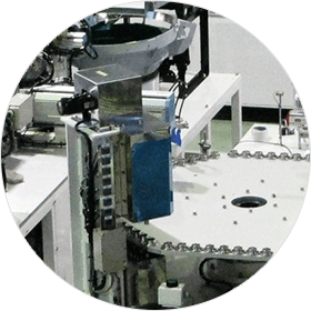 Parts Assembly System